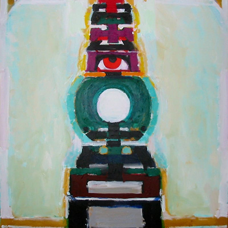 Favoriete Jacques Frenken - schilderijen YU-76