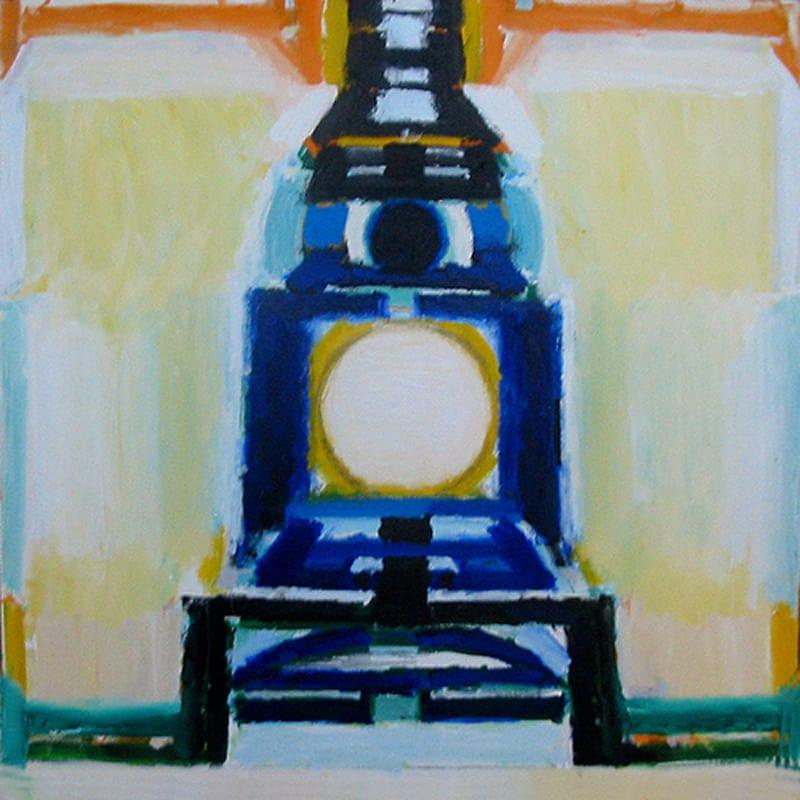 Favoriete Jacques Frenken - schilderijen CU-66