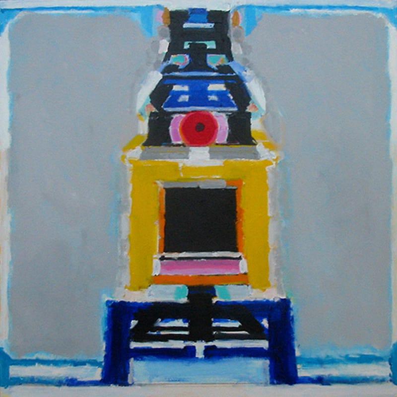 Super Jacques Frenken - schilderijen WX-39