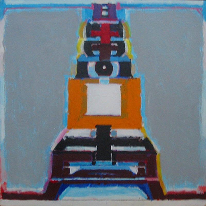 Top Jacques Frenken - schilderijen MG-67