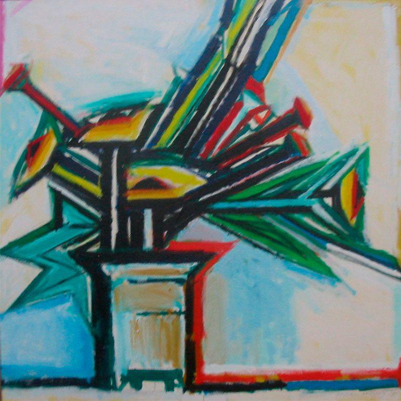 Populair Jacques Frenken - schilderijen XC-51