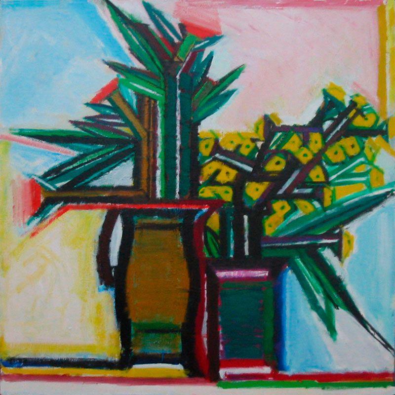 Geliefde Jacques Frenken - schilderijen XL-82