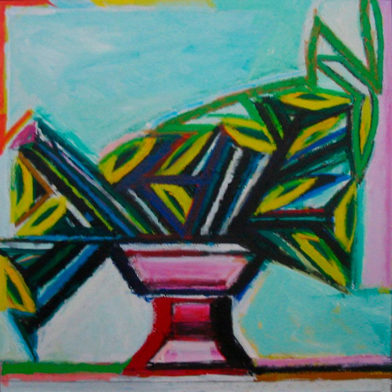 Beroemd Jacques Frenken - schilderijen WF-99
