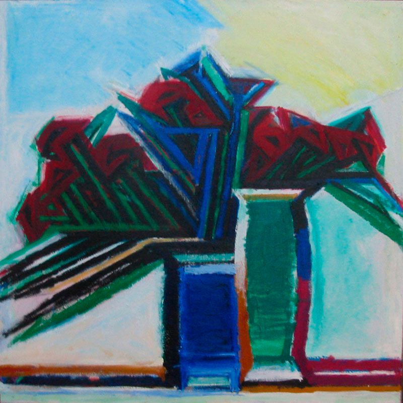 Top Jacques Frenken - schilderijen ST-43