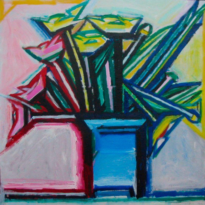 Voorkeur Jacques Frenken - schilderijen CA-81